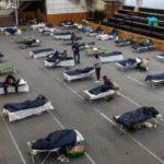 Médicos Sin Fronteras pide protección para primera línea