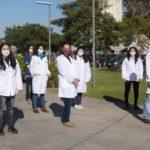 El equipo de la vacuna de la UNSAM
