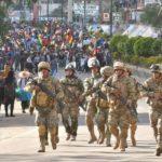 Bolivia denunció que hubo un plan regional contra Evo