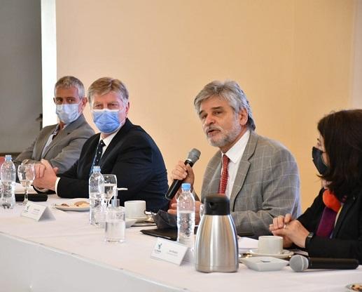 Filmus anunció inversiones en ciencia para La Pampa