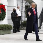 Trump está lejos del retiro